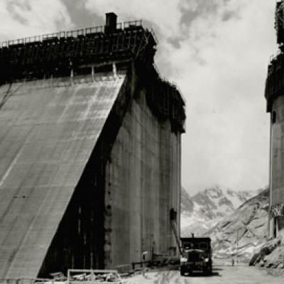 70 Jahre unter Strom