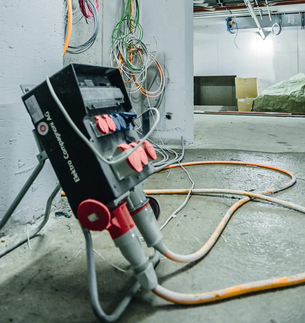 Installation und Unterhalt