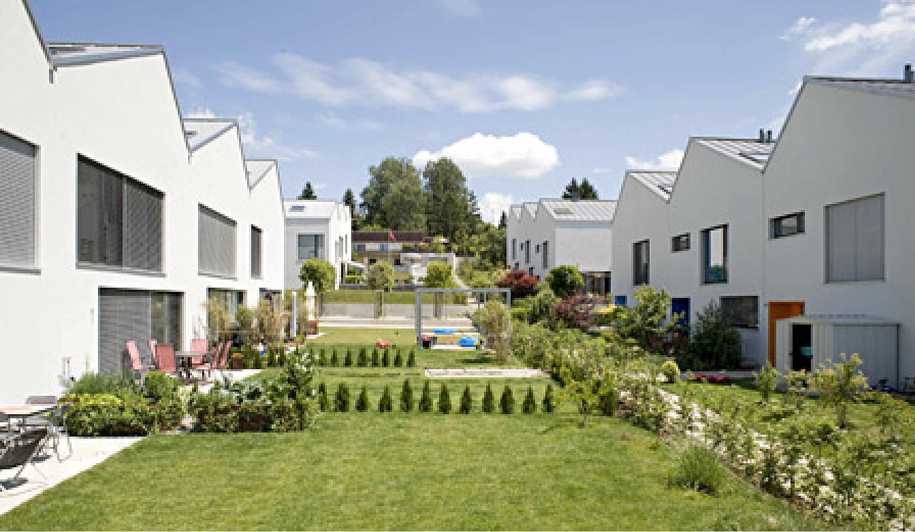Referenzen Wohnungsbau